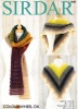 Knitting Pattern - Sirdar 8083 - Colourwheel DK - Scarf and Wrap